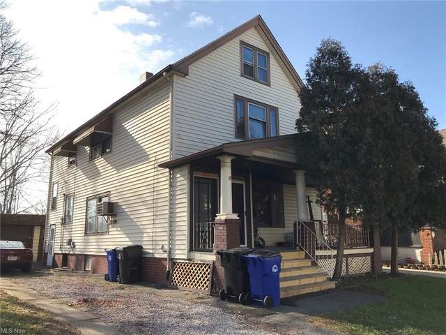4327 Riverside Avenue, Cleveland, OH 44102 (MLS #4249721) :: The Holden Agency