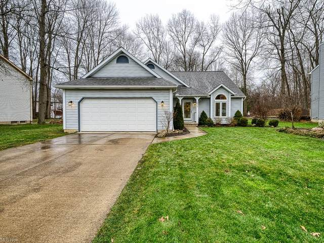 6615 Steinbeck Court, North Ridgeville, OH 44039 (MLS #4249757) :: The Art of Real Estate