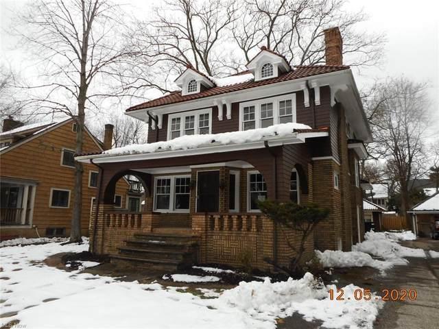 3015 Coleridge Road, Cleveland Heights, OH 44118 (MLS #4249795) :: Keller Williams Legacy Group Realty
