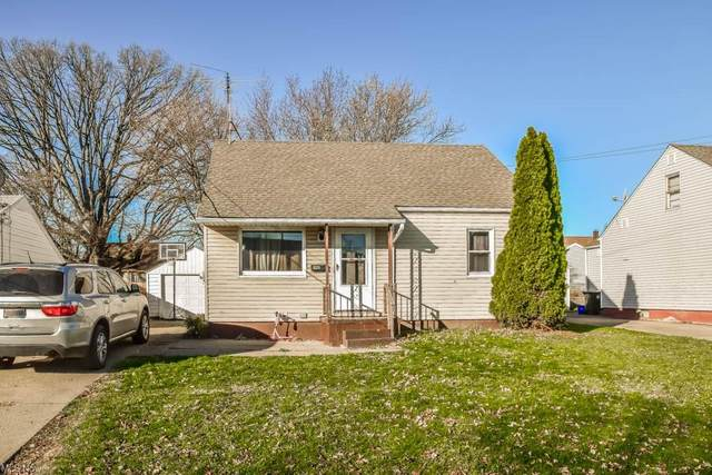 1223 Hawthorne Avenue SW, Canton, OH 44710 (MLS #4249798) :: Tammy Grogan and Associates at Cutler Real Estate