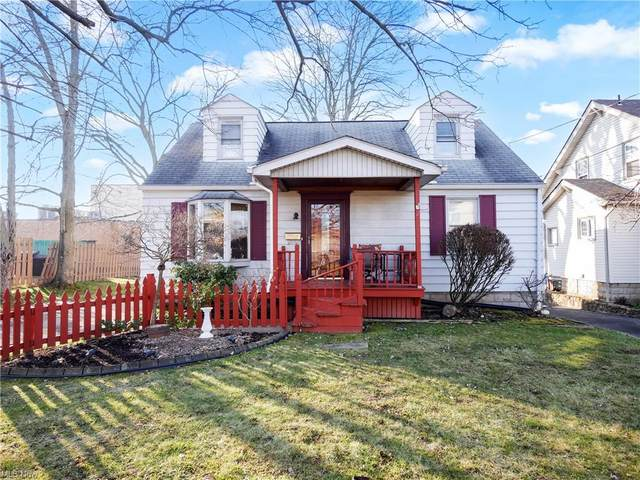 7220 Claybourne Avenue, Youngstown, OH 44512 (MLS #4249818) :: RE/MAX Trends Realty