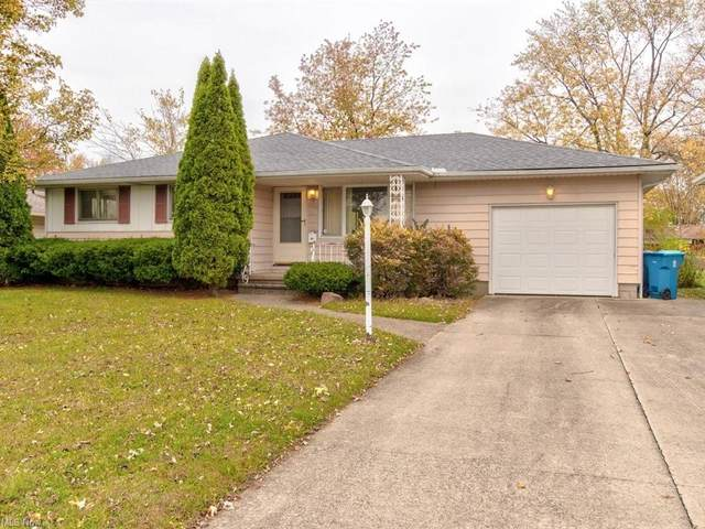 2016 W 30th Street, Lorain, OH 44052 (MLS #4249832) :: The Art of Real Estate