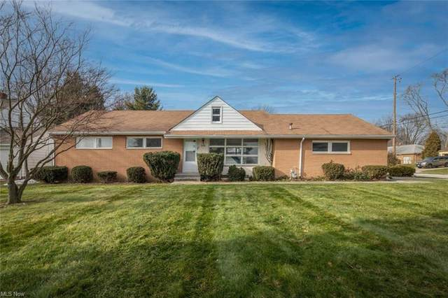 358 Richmond Road, Richmond Heights, OH 44143 (MLS #4249887) :: Select Properties Realty