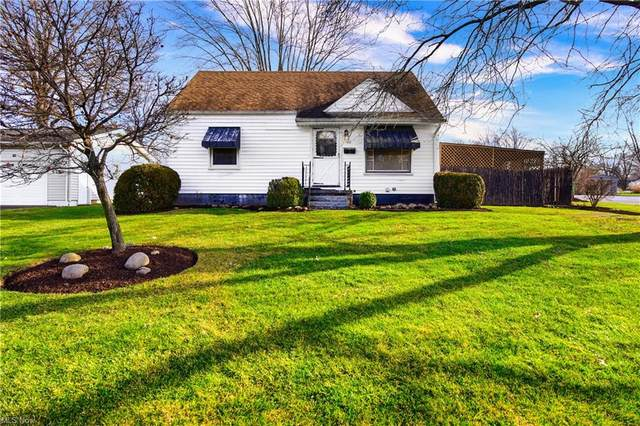 160 Bonnieview Avenue, Alliance, OH 44601 (MLS #4249920) :: Tammy Grogan and Associates at Cutler Real Estate