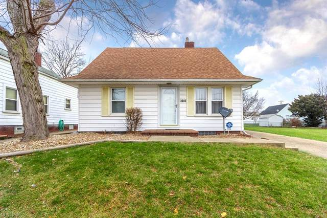 3045 Windsor Place SW, Canton, OH 44710 (MLS #4249923) :: Keller Williams Chervenic Realty