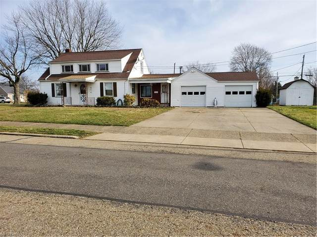 258 Grandview Avenue NW, Canton, OH 44708 (MLS #4249933) :: Tammy Grogan and Associates at Cutler Real Estate