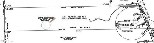 45 Acres Old State Rd., Claridon, OH 44046 (MLS #4249968) :: The Jess Nader Team | RE/MAX Pathway