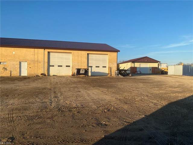 56901 Spencer Road, Cumberland, OH 43732 (MLS #4249972) :: The Holden Agency