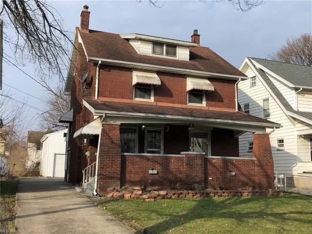36 Fernwood Avenue, Youngstown, OH 44509 (MLS #4249981) :: The Holly Ritchie Team
