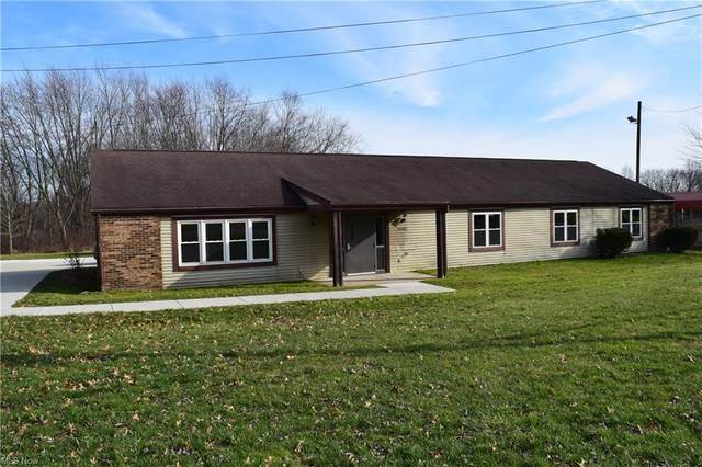 4230 Lesh Street NE, Canton, OH 44705 (MLS #4249987) :: Keller Williams Chervenic Realty