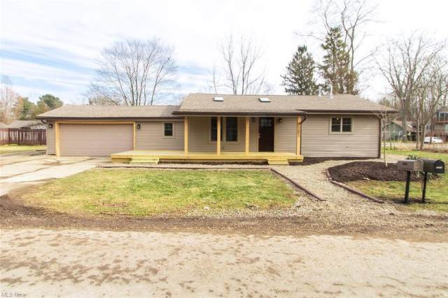 7201 Hunter Drive, Chippewa Lake, OH 44215 (MLS #4249993) :: Keller Williams Chervenic Realty