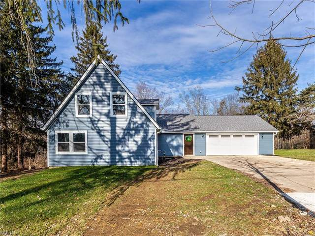258 Rustic Rook Road, Chippewa Lake, OH 44215 (MLS #4250019) :: Keller Williams Chervenic Realty