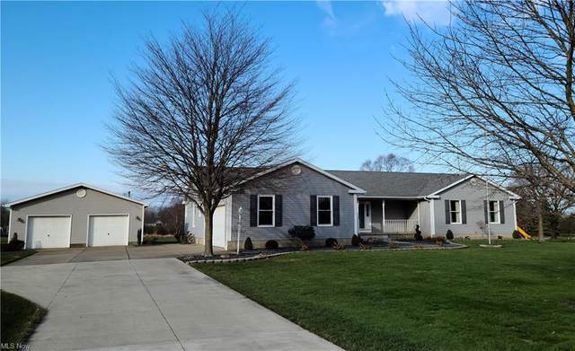 9942 New Buffalo Road, Canfield, OH 44406 (MLS #4250061) :: Select Properties Realty