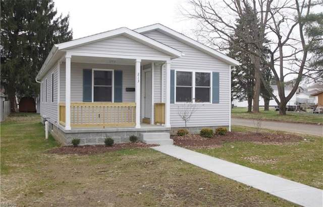 213 E 3rd Street, Dover, OH 44622 (MLS #4250134) :: Select Properties Realty