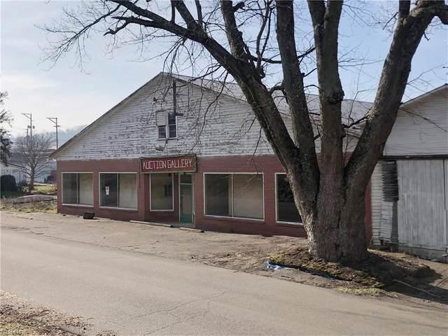 225 N Railroad Street, Killbuck, OH 44654 (MLS #4250138) :: The Holden Agency