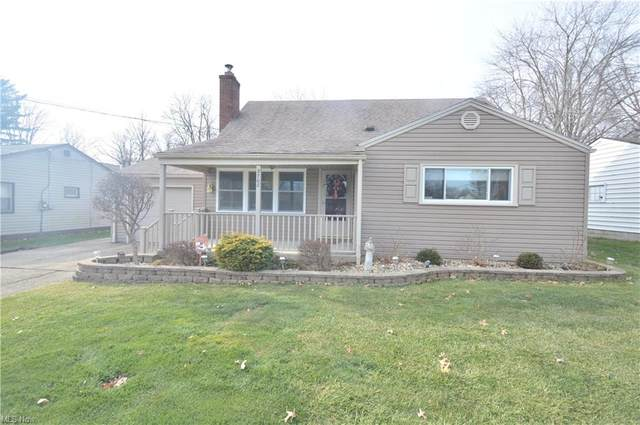 2708 Rexford Road, Youngstown, OH 44511 (MLS #4250150) :: Select Properties Realty