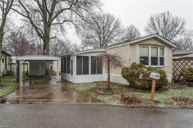20 Flagler, Olmsted Township, OH 44138 (MLS #4250153) :: RE/MAX Trends Realty