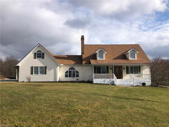 3585 Hayfield Road, Dresden, OH 43821 (MLS #4250194) :: Select Properties Realty