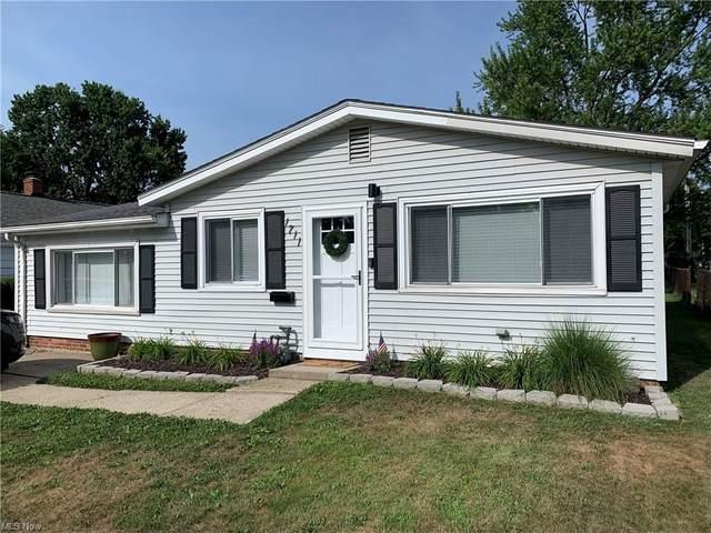 1711 Eldon Drive, Wickliffe, OH 44092 (MLS #4250219) :: Krch Realty