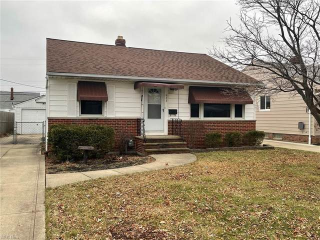 633 Dickerson Road, Willowick, OH 44095 (MLS #4250220) :: Tammy Grogan and Associates at Cutler Real Estate