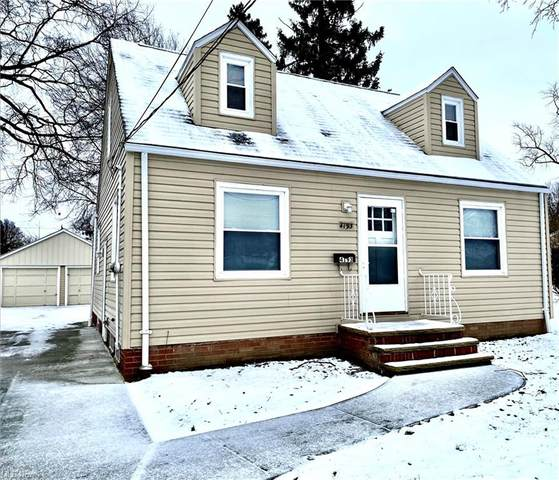 4193 Buckeye Avenue, Willoughby, OH 44094 (MLS #4250262) :: Krch Realty