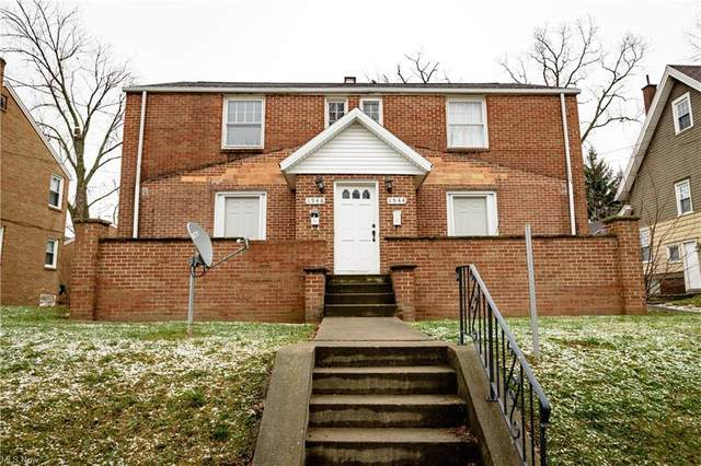 1544 Logan Avenue NW, Canton, OH 44703 (MLS #4250377) :: Keller Williams Legacy Group Realty
