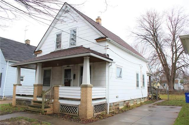3329 W 54th Street, Cleveland, OH 44102 (MLS #4250482) :: The Art of Real Estate