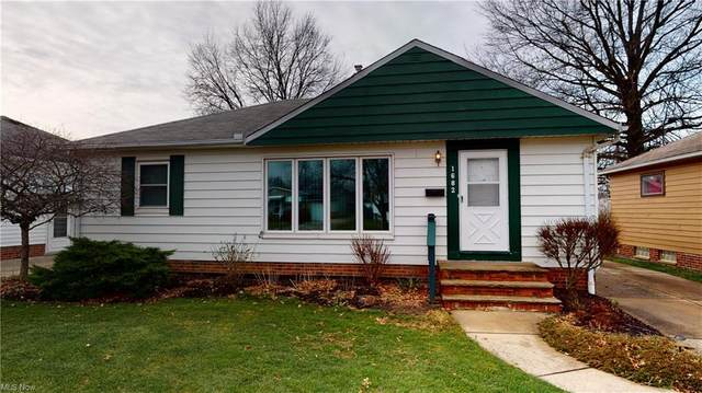 1682 Drenik Drive, Wickliffe, OH 44092 (MLS #4250544) :: Krch Realty