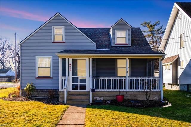 474 Meadowbrook Avenue SE, Warren, OH 44483 (MLS #4250649) :: TG Real Estate