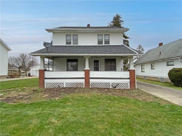 159 Wilson Street, Struthers, OH 44471 (MLS #4250662) :: Keller Williams Chervenic Realty
