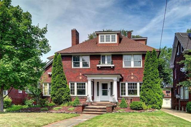 2517 Euclid Heights Boulevard, Cleveland Heights, OH 44106 (MLS #4250665) :: Keller Williams Legacy Group Realty