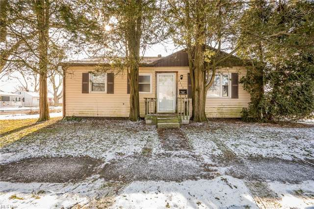 2113 Endrow Avenue NE, Canton, OH 44705 (MLS #4250668) :: Krch Realty