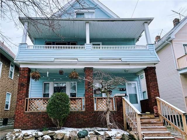 1289 W 115th Street, Cleveland, OH 44102 (MLS #4250679) :: Keller Williams Chervenic Realty