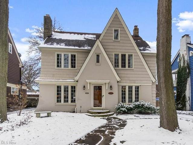 3276 Grenway Road, Shaker Heights, OH 44122 (MLS #4250687) :: Krch Realty