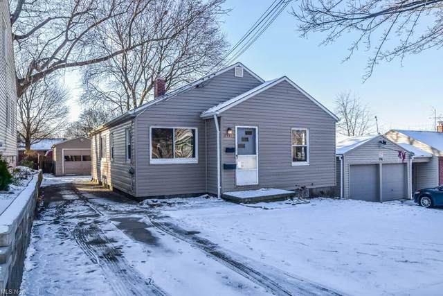 770 Jason Avenue, Akron, OH 44314 (MLS #4250727) :: Select Properties Realty