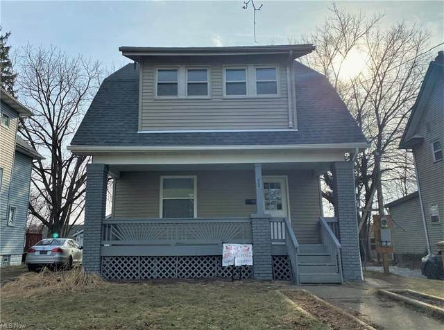 72 Ido Avenue, Akron, OH 44301 (MLS #4250741) :: The Art of Real Estate