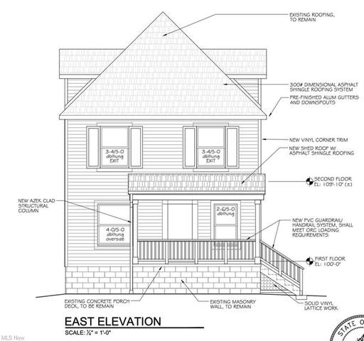 1620 Grace Avenue, Lakewood, OH 44107 (MLS #4250770) :: RE/MAX Trends Realty