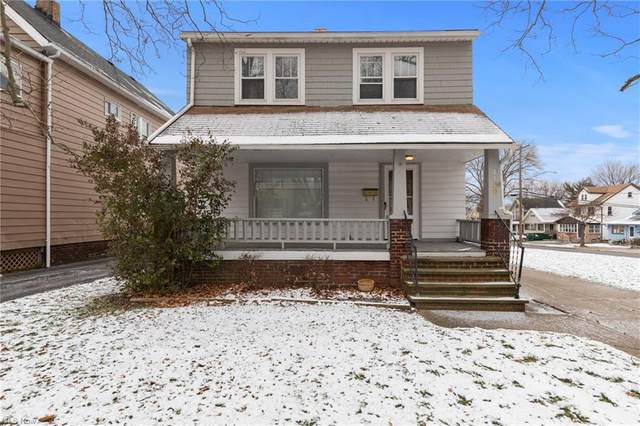 8100 Garfield Boulevard, Garfield Heights, OH 44125 (MLS #4250950) :: TG Real Estate