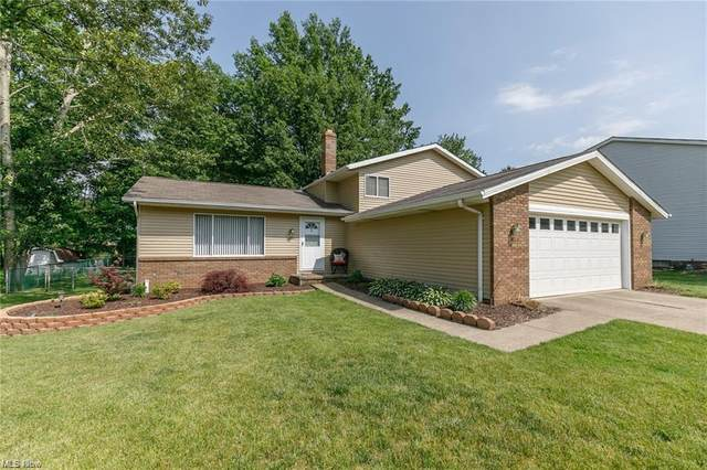 5845 N Crossview Road, Seven Hills, OH 44131 (MLS #4251003) :: The Holly Ritchie Team