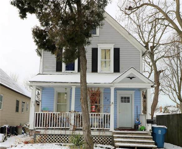 828 Brownell Avenue, Lorain, OH 44052 (MLS #4251130) :: The Art of Real Estate
