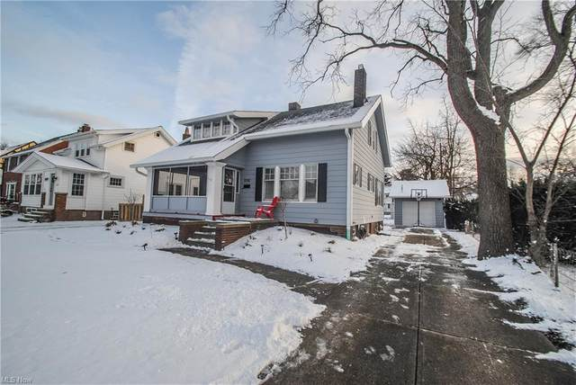 16719 Claire Avenue, Cleveland, OH 44111 (MLS #4251169) :: Krch Realty