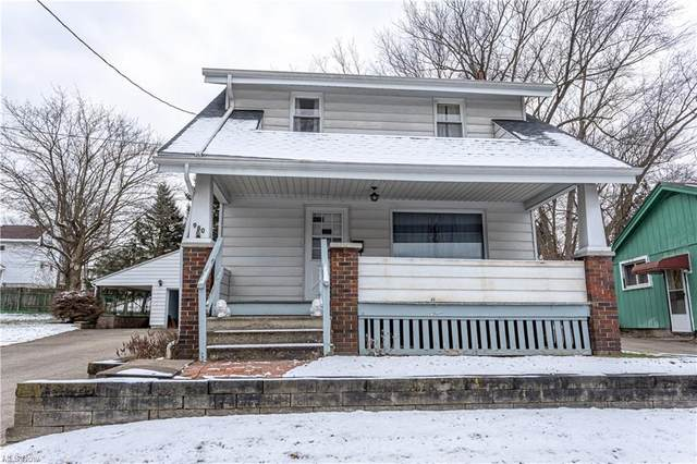 980 Corwin Avenue, Akron, OH 44310 (MLS #4251181) :: Keller Williams Legacy Group Realty