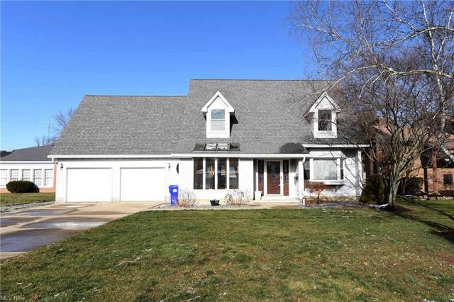 516 W Broad Street, Newton Falls, OH 44444 (MLS #4251184) :: The Holden Agency