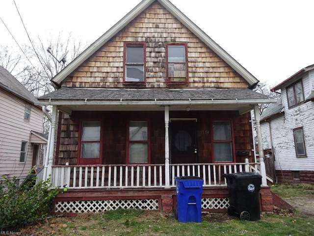 3554 W 67th Street, Cleveland, OH 44102 (MLS #4251190) :: Krch Realty