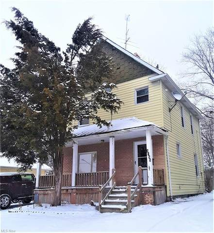 3955 E 123 Street, Cleveland, OH 44105 (MLS #4251197) :: Keller Williams Legacy Group Realty