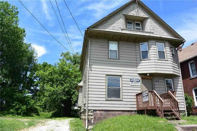 472 Spicer Street, Akron, OH 44311 (MLS #4251212) :: The Jess Nader Team | RE/MAX Pathway