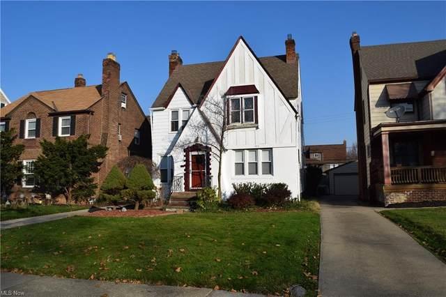 3545 Raymont Boulevard, University Heights, OH 44118 (MLS #4251223) :: Keller Williams Legacy Group Realty