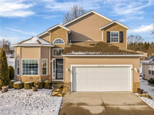 2457 Marlborough Drive, Uniontown, OH 44685 (MLS #4251253) :: The Art of Real Estate
