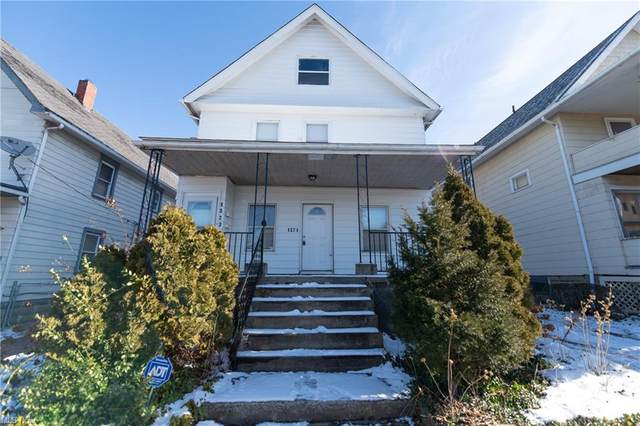1371 W 69th Street, Cleveland, OH 44102 (MLS #4251267) :: Krch Realty