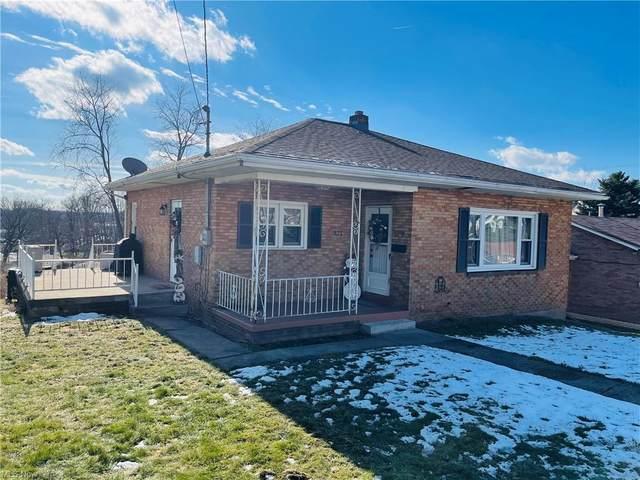 321 Carlisle Avenue, Mingo Junction, OH 43938 (MLS #4251268) :: Tammy Grogan and Associates at Cutler Real Estate